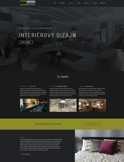 Designer-um.sk screenshot